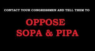"""""""Stop SOPA and PIPA"""""""